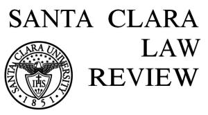 Santa-Clara-Law-Review-logo-300x166
